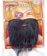 Beard Black  Pirate Buccaneer - $2.96