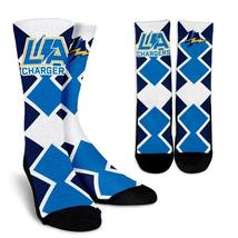Los Angeles Chargers (2 Styles) - Crew Socks - $15.99