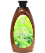 1 Ct Dead Sea Collection 33.8 Oz Tea Tree Oil Detoxifying Mineral Bubble... - $15.99