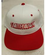 Smithwick Red/White Fishing Cap - Case of 24 - $84.00