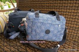 New w Tag KIPLING Flora SHOULDER Bag w furry monkey keyring - $65.99