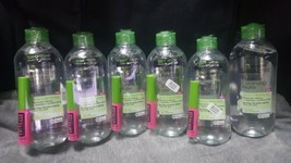 Lot of 6 Garnier SkinActive Micellar Cleansing Water All-in-1 Oily Sensi... - $48.50