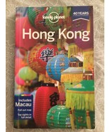 Lonely Planet Hong Kong 15th Ed.: 15th Edition - $7.91