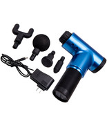 4 Heads Massage Gun Percussion Massager Muscle Relaxing Therapy Deep Tissue - $57.42