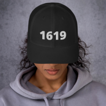 1619 Hat / Spike Lee Hat // 1619 Baseball Cap / 1619 Trucker Cap image 3