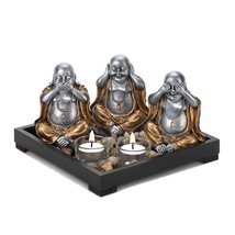 Dining Table Candle Holders, Modern Table Candle Holders Centerpiece Set - $24.58