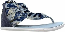 Converse Chuck Taylor Gladiator Hi Fountain Blue 547245F Women's Size UK 6 - $60.96