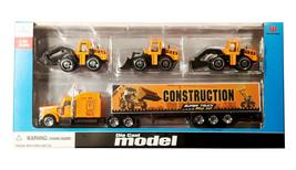 Wonderlanes Die Cast Model Construction Super Truck Play Set New in Box - $17.88