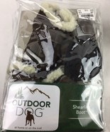 Dog boots -Outdoor DOG Shearling Boot ~ size Medium - $14.72