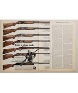 1968 Print Ad Charles Daly Shotguns 7 Models Shown New York,NY - $14.83
