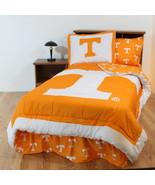 Tennessee Volunteers Twin Comforter Sham & Valance Set CC - $114.90