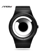 SINOBI® Unique Vortex Concept Watch Men High Quality Stainless Steel Spo... - $37.41
