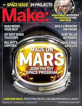 Make: Volume 47: The Space Issue (Make: Technology on Your Time) [Paperb... - $10.20