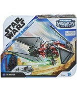 NEW SEALED Star Wars Mission Fleet Stellar Class Kylo Ren Tie Whisper - $29.69