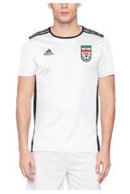 2018/2019 Iran-Team Melli Original Top Training Jersey,White ,Size:Large - $44.99