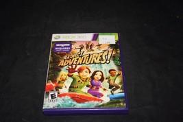 Kinect Adventures (Microsoft Xbox 360, 2010) - $5.95