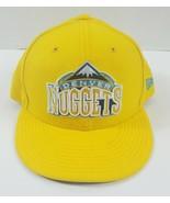 New Era 9Fifty Denver Nuggets Solid Alternate Snapback BRAND hat cap NBA - $28.68