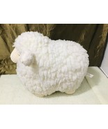 "Best Made Toys Thick Wooly Fleece 12"" Stuffed Plush Lamb Sheep Pillow Toy - $64.35"