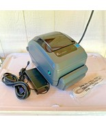 Zebra GX420t DT/TT Shipping Label Printer GX42-102412-000 Ethernet Cutte... - $395.99