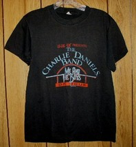 Charlie Daniels Band Concert Tour T Shirt Vintage 1986 Screen Stars - $259.99
