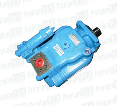 VICKERS PVH74 VARIABLE DISPLACEMENT PISTON PUMP PVH74QICRF1S10CM731 02-137350
