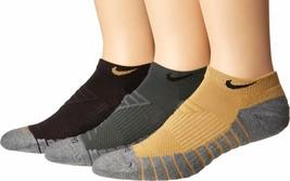 Nike Unisex 3PK Everyday Max Cushioned No Show Socks 6-8 (M) 6-10 (W) SX... - $22.99