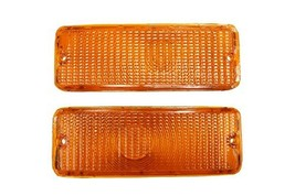 A-Team Performance Front Turn Signal Lights Compatible With 73 74 75 76 77 FORD