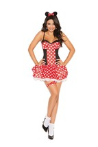 Miss Mouse Costume - $21.95