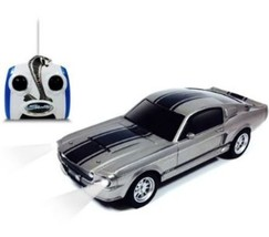 Shelby Collectibles 1967 Shelby GT500 1:24 RC Radio Control Car 49MHz Si... - $29.99