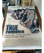 True Romance Movie Poster - $14.95