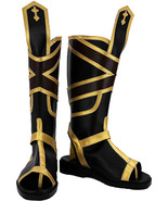 Cosplay Boots Shoes for Fate Grand Order Alexander the Great - $65.00