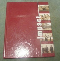 2012 North Pulaski High School Yearbook Jacksonville Arkansas The Impact - $23.36
