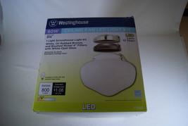 Westinghouse 60W Ceiling Fan LED Light Kit - Open Box - $9.99