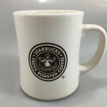 Starbucks 2008 Siren 16 oz Diner Mug Old Logo on Front New Logo on Back - $37.73