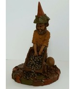 Tom Clark 1987 Gnome HITCH Vintage Statue Authentic Collectible #41  - $33.51