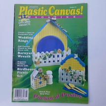 Plastic Canvas Magazine - Jam Packed Fun Patterns Number 62 - $8.24
