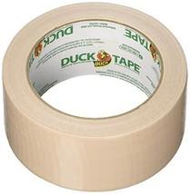 "Duck 283264 1.88"" X 20 Yards Beige Duck Tape - $9.28"