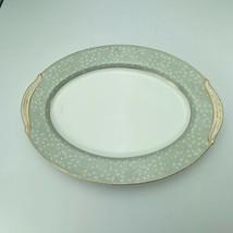 Vintage Noritake Japan No. 5823 Malibu Oval Serving Platter or Plate 14 ... - $12.86