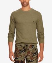 Polo Ralph Lauren Men's Tall Waffle-Knit Crew-Neck Shirt Pick Size - $29.99
