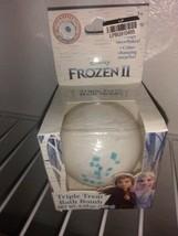 NEW Disney Frozen II Triple Treat Bath Bomb Shimmering suds  image 1
