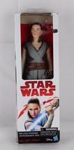 Star Wars Rey Jedi Entraînement The Last Jedi Figurine Articulée - $5.23