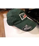 Mens Dale Jr 88 Mountain Dew NASCAR racing hat baseball cap Adjustable S... - $14.84