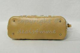 NWT Brahmin Mini Asher Leather Satchel/Shoulder Bag in Multi Pompano image 9