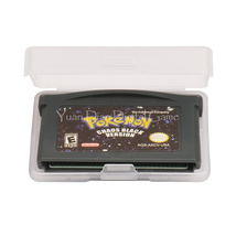 Nintendo GBA Video Game Cartridge Consol Card Pokemon Series Chaos Black... - $12.99
