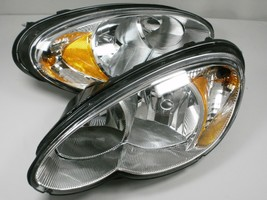 NEW HEADLIGHTS 2006-2010 Chrysler PT CRUISER With NEW BULBS ALL - $133.65