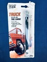 True Flate Truck Tire Guage New 20 - 120 lbs Tire Guage - $7.67