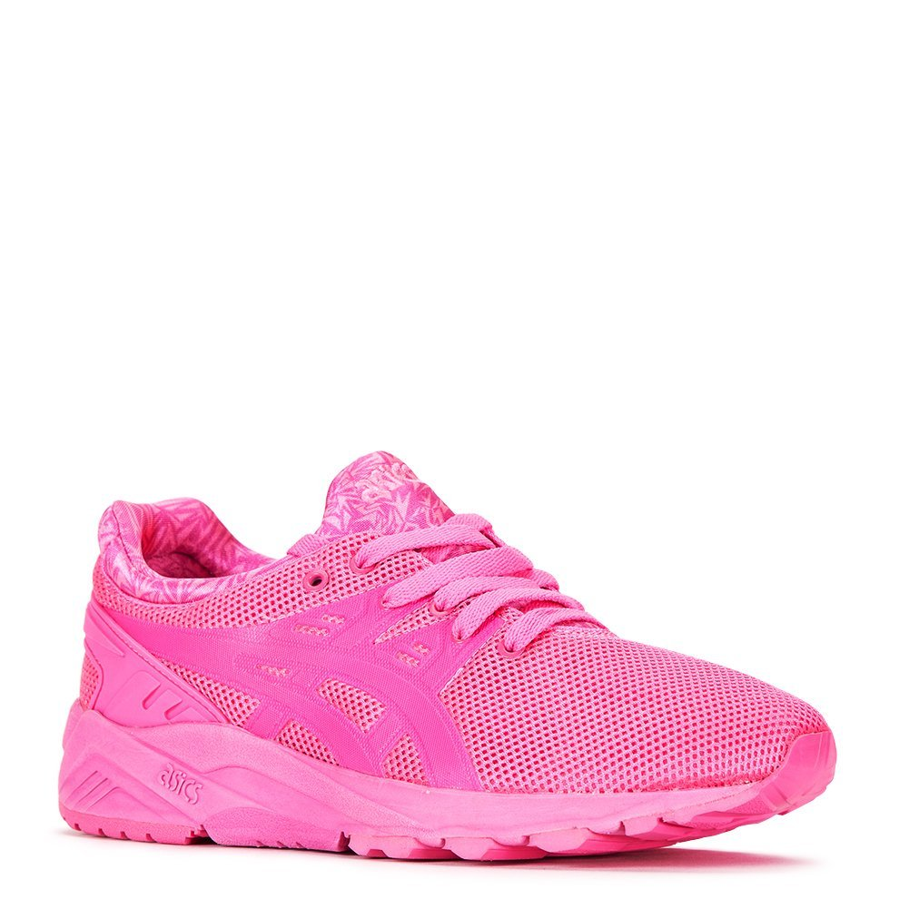 Asics Men's Gel Kayano Trainer Shoes H51DQ.3535 Neon Pink/Neon Pink SZ 4