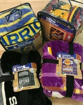 NBA 60x80 Premium Plush Blankets - Lots of Teams - $44.00