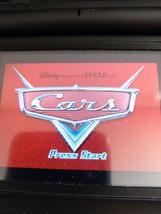 Nintendo Game Boy Advance GBA Cars image 1