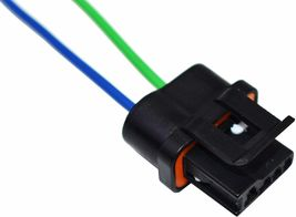 Alternator Wiring Harness Adapter Compatible with GM 10SI 12SI Case to CS130 image 6